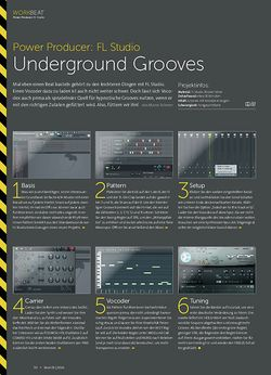 Beat Power Producer: Underground Grooves