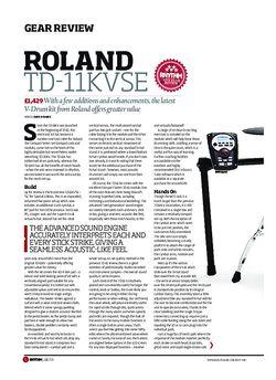 Rhythm Roland TD 11KVSE
