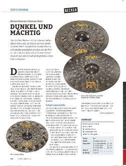 DrumHeads Meinl Classics Custom Dark