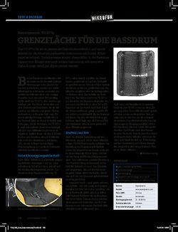 DrumHeads Beyerdynamic TG D71c