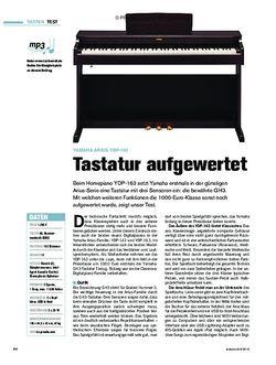 tastenwelt Yamaha Arius YDP-163