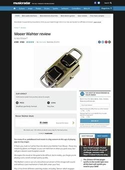 MusicRadar.com Mooer Wahter