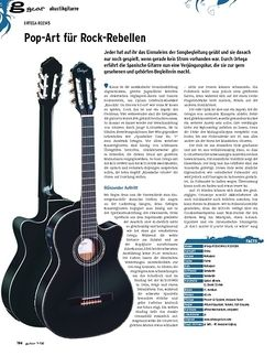 Guitar gear Akustikgitarre - Ortega RCE145