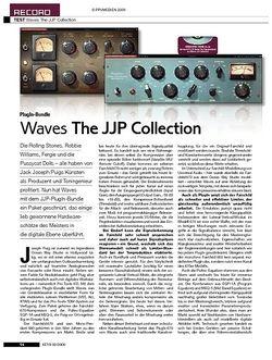 KEYS Waves The JJP Collection