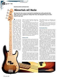 Guitar gear Bass - Fender Road Worn '50s Precision Bass