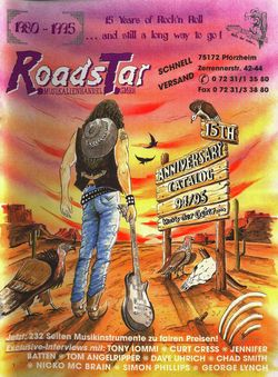 Le rachat de Roadstar