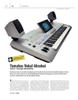 Keyboard Case Tyros 3/4 61