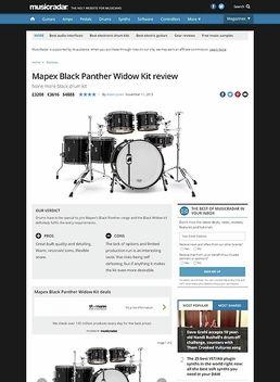 Black Panther Black Widow Set