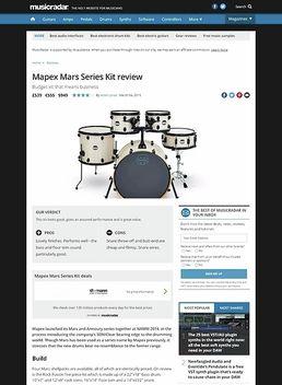 Mars Crossover Shell Set BZW