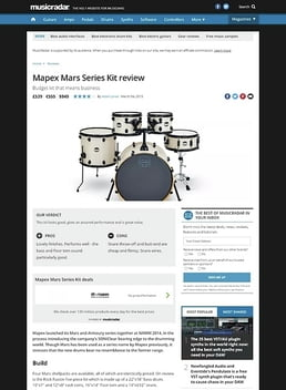 Mars Crossover Shell Set BAW