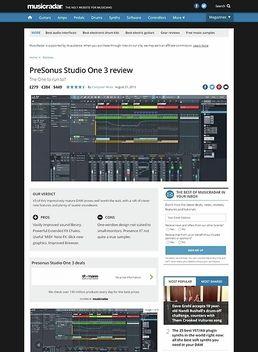 PreSonus Studio One 3