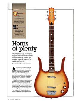 58 Longhorn Bass GS
