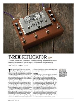 T-Rex Replicator