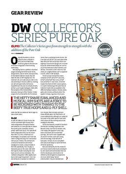 Dw Collectors Series Pure Oak