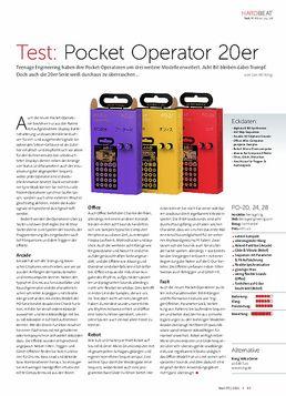 Pocket Operator 20er