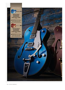 Gretsch G5420T Electromatic Hollow Body Single-Cut W/ Bigsby