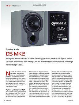Equator Audio D5 MK2