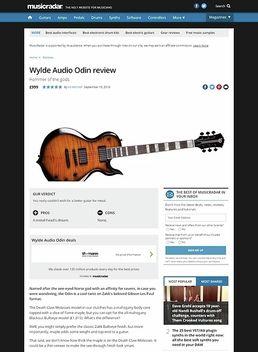 Wylde Audio Odin