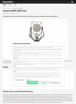 Marantz MPM-3000