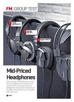Mid-priced Headphones