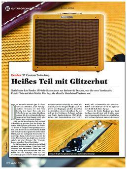 Fender '57 Custom Twin Amp