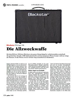 Blackstar ID:Core 150