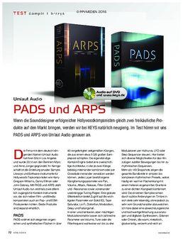 Umlaut Audio PADS und ARPS