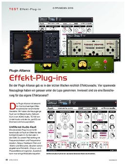 Plugin Alliance Effekt-Plug-ins