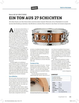 Sonor AS 16 1305 TI SDW