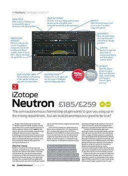iZotope Neutron