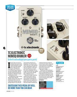 TC Electronic Mimiq Doubler