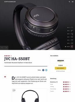 HA-S50BT Black