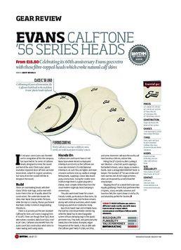 Evans Calftone '56 Series Heads