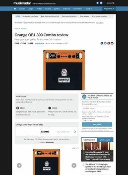 OB1-300 Combo