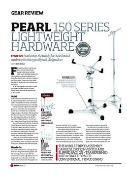 S-150S Flatbase Snare Stand
