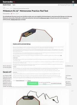 Millenium R1 12