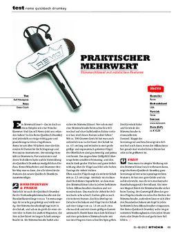 Quicktech Drum Key