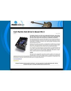 Hot Drive'n Boost MK3