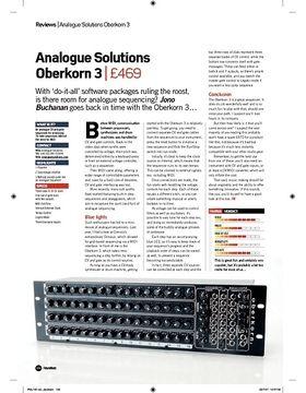 Analogue Solutions Oberkorn 3