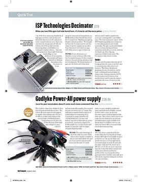 ISP Technologies Decimator