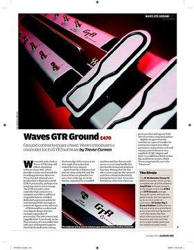 Waves GTR3 Software
