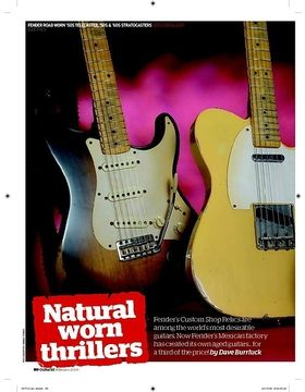 Road Worn 50s Stratocaster