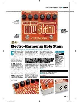 ElectroHarmonix Holy Stain