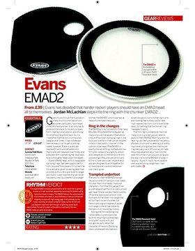 Evans EMAD2