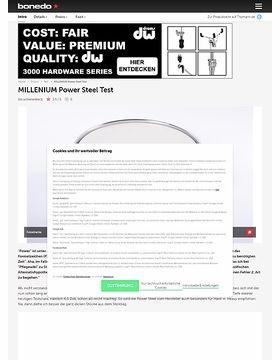 Millenium Power Steel