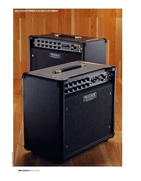 Mesa/Boogie Express Plus 5:50