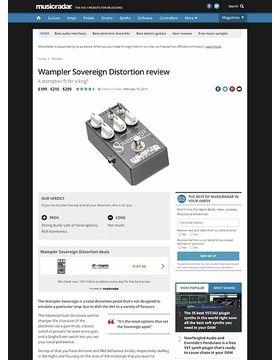Sovereign Distortion