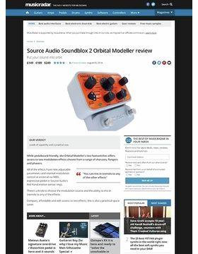 SA 226 Soundblox2 Orbital Mod.