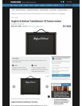 Hughes & Kettner TubeMeister 18 Twelve