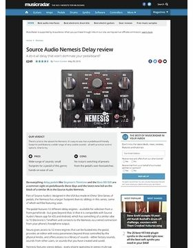 One Series Nemesis Delay